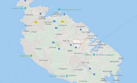 Birkirkara Google Maps