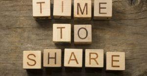 Temps à partager