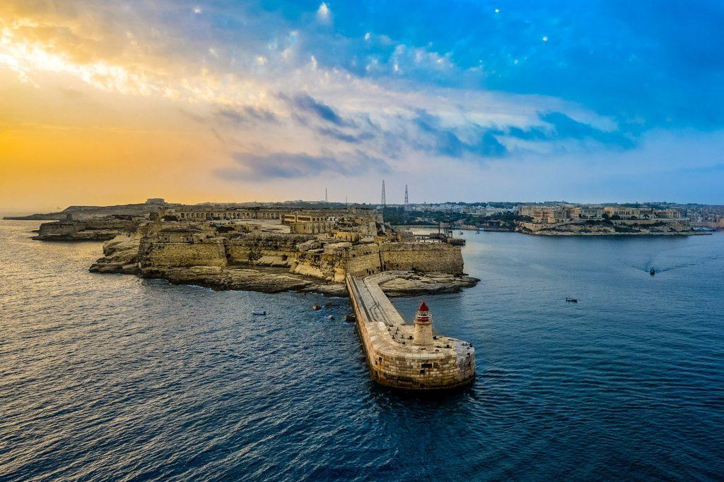Top 7 des villes alternatives où vivre à Malte