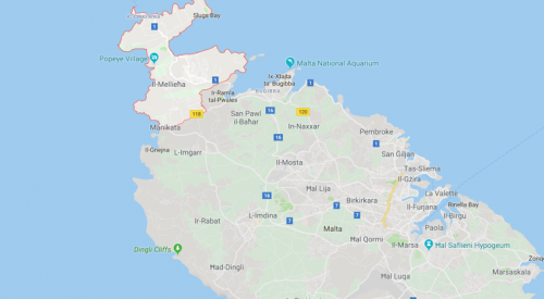 Mellieha Google Maps