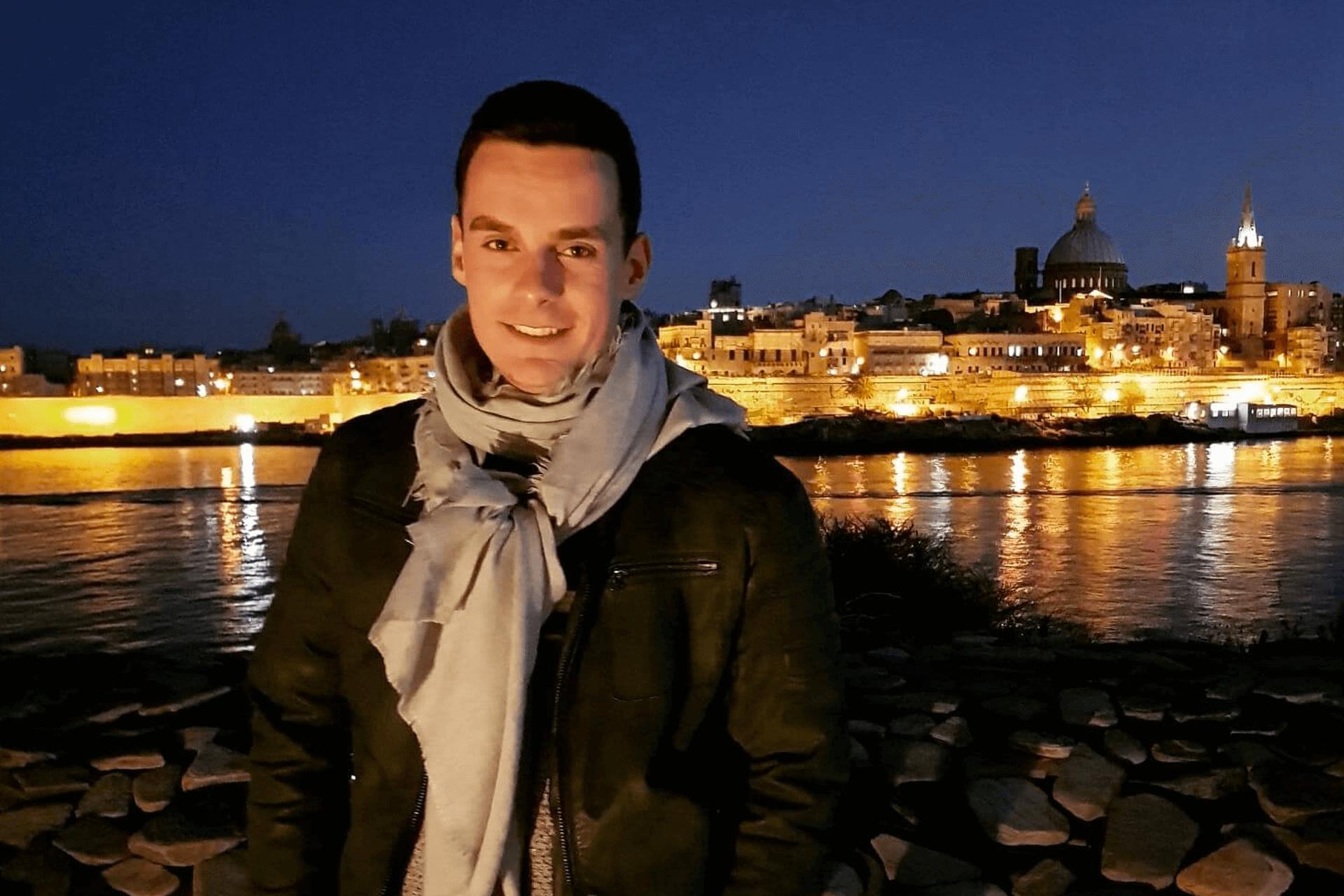 Malte: Témoignage de Hubert sur les stages, les logements et la vie sur l'île