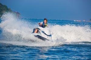 jet-ski à Malte