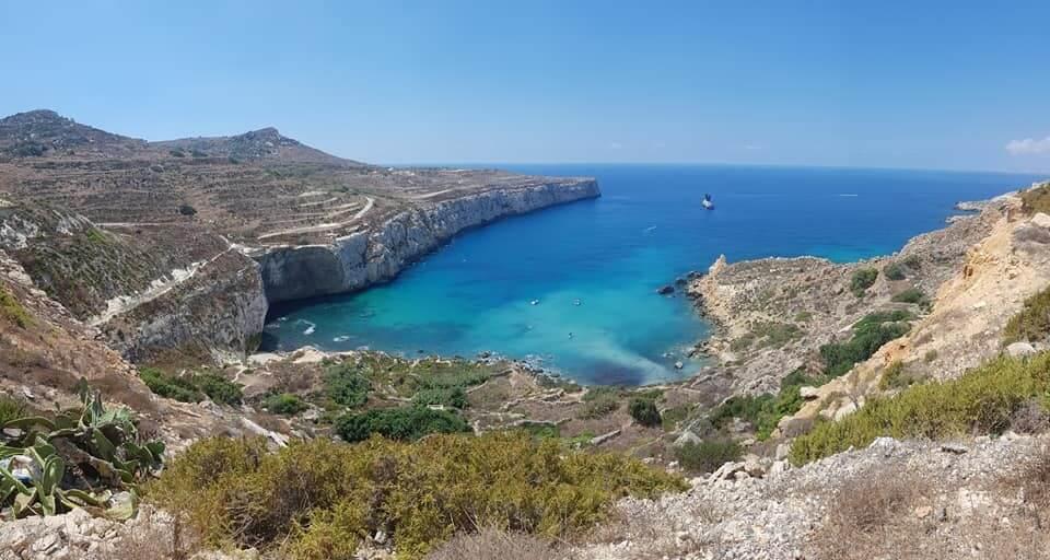 Paysage Malte