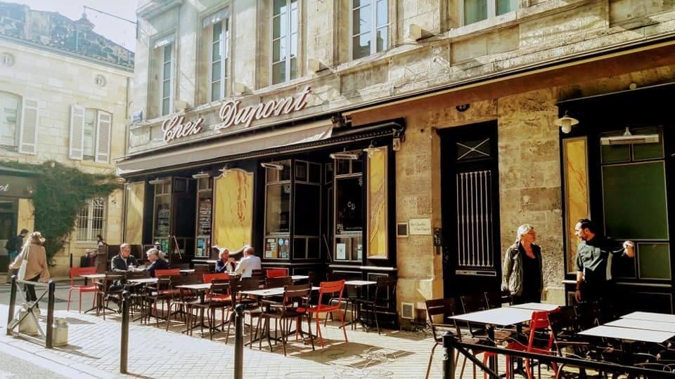 bar français