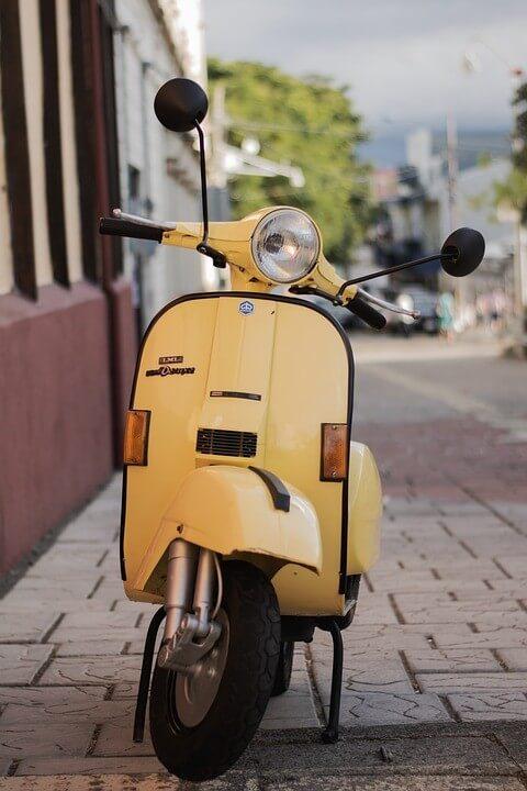 scooter Malte