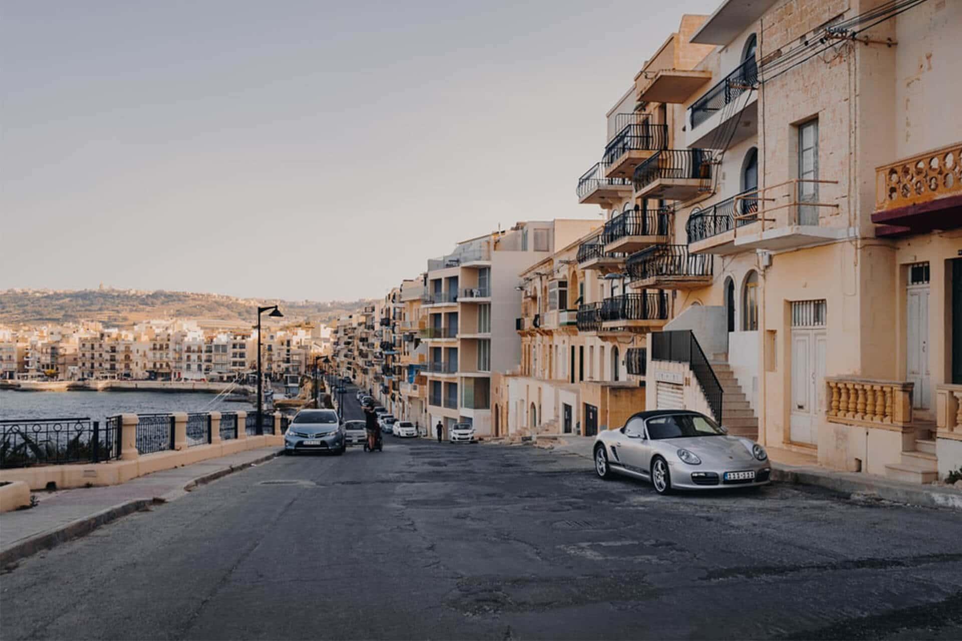 Avoir une voiture à Malte, est-ce indispensable ?