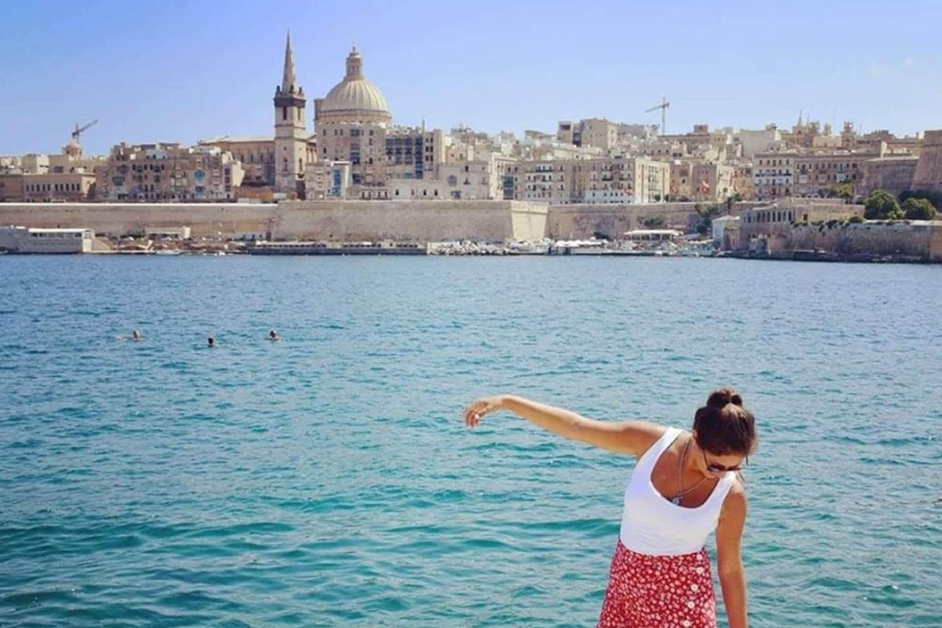 Comment j'ai trouvé ma colocation à Malte -Témoignage de Nathalie
