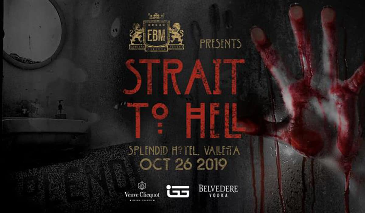 EBM STRAIT TO HELL - HALLOWEEN SPECIAL