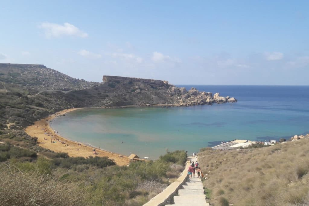 Tu sais que tu vis à Malte quand…