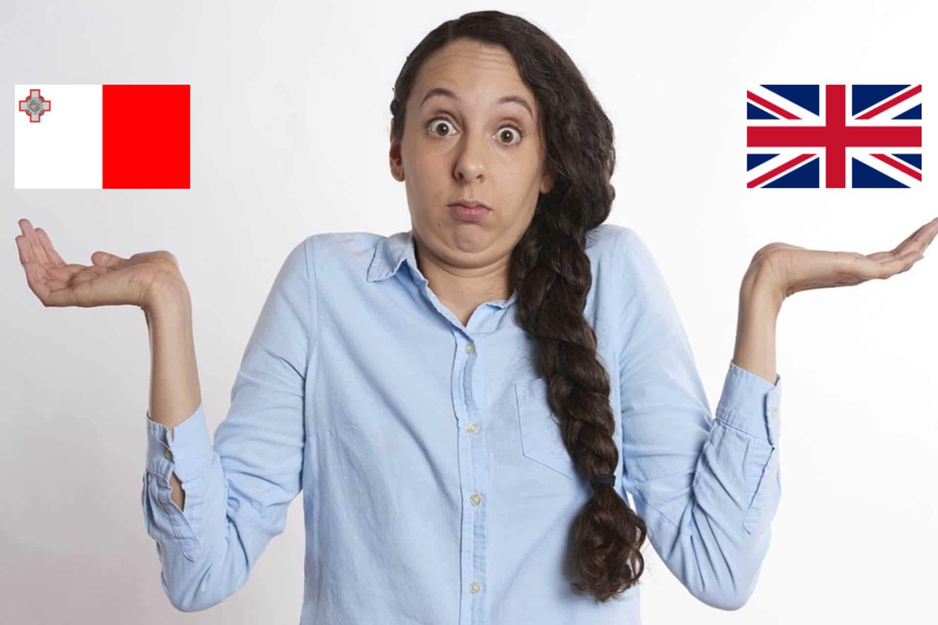 Séjour linguistique : choisir Malte ou bien l'Angleterre ?