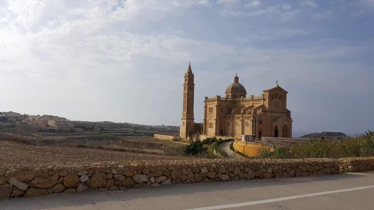 église de gozo