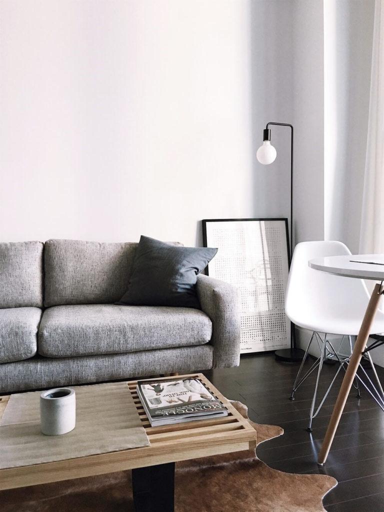 Mobilier appartement Malte