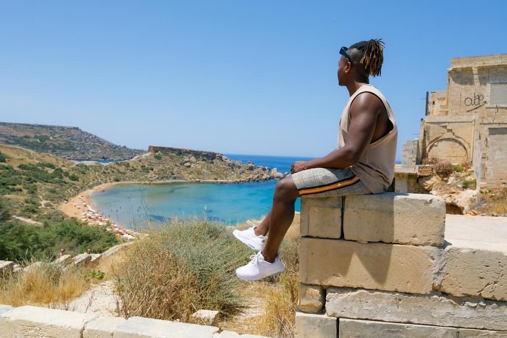 plage Malte