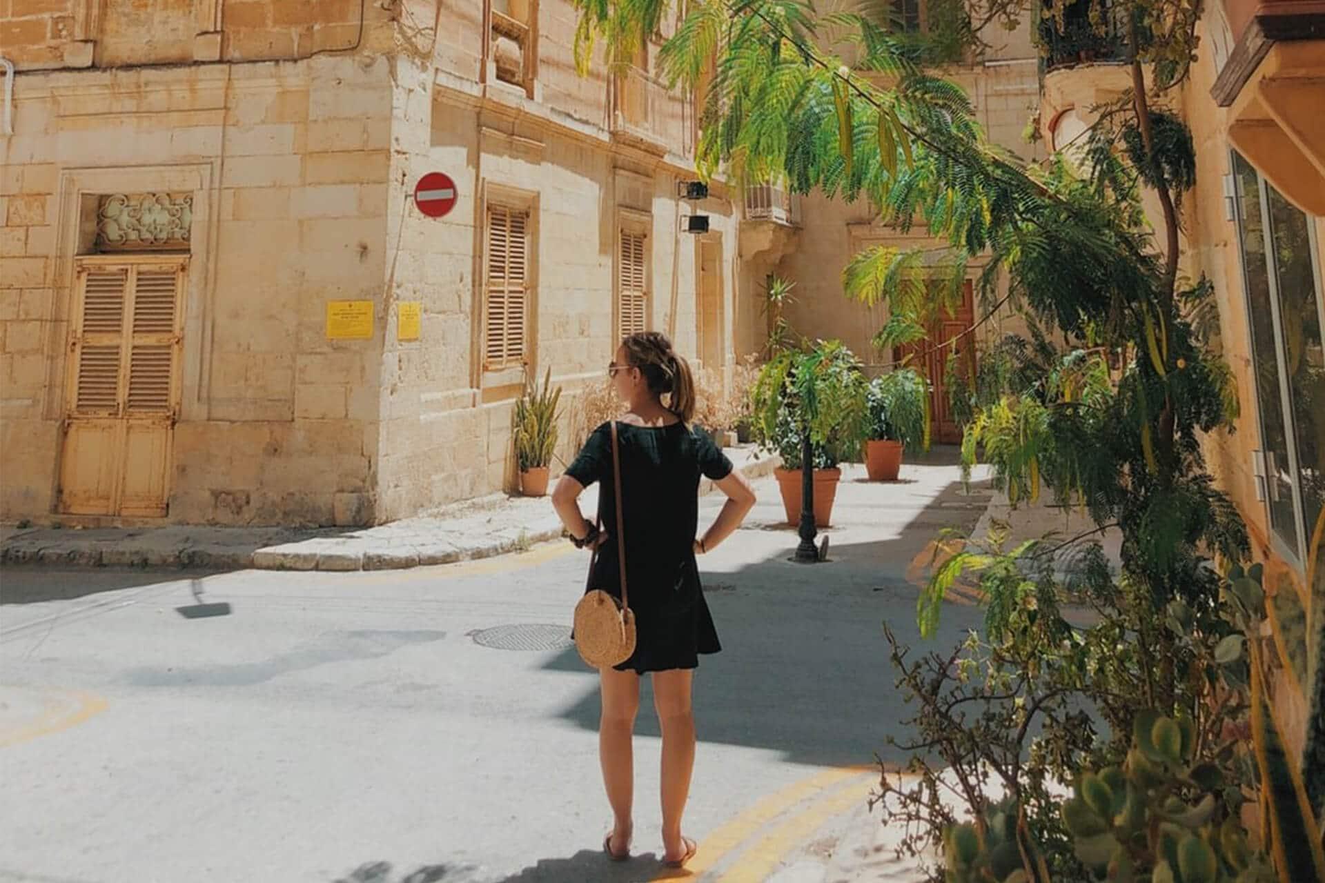 Tu sais que tu es stagiaire à Malte quand…