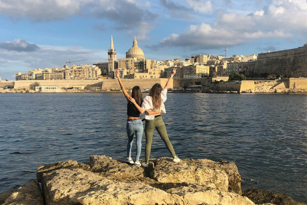 Manoel Island Malte
