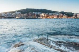 Mer à Malte