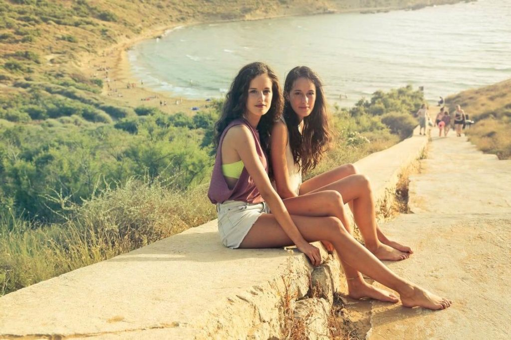 plage été Malte