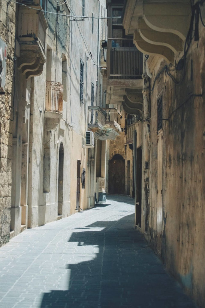 rue malte