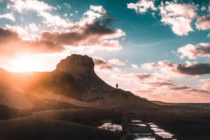 soleil matinal Malte