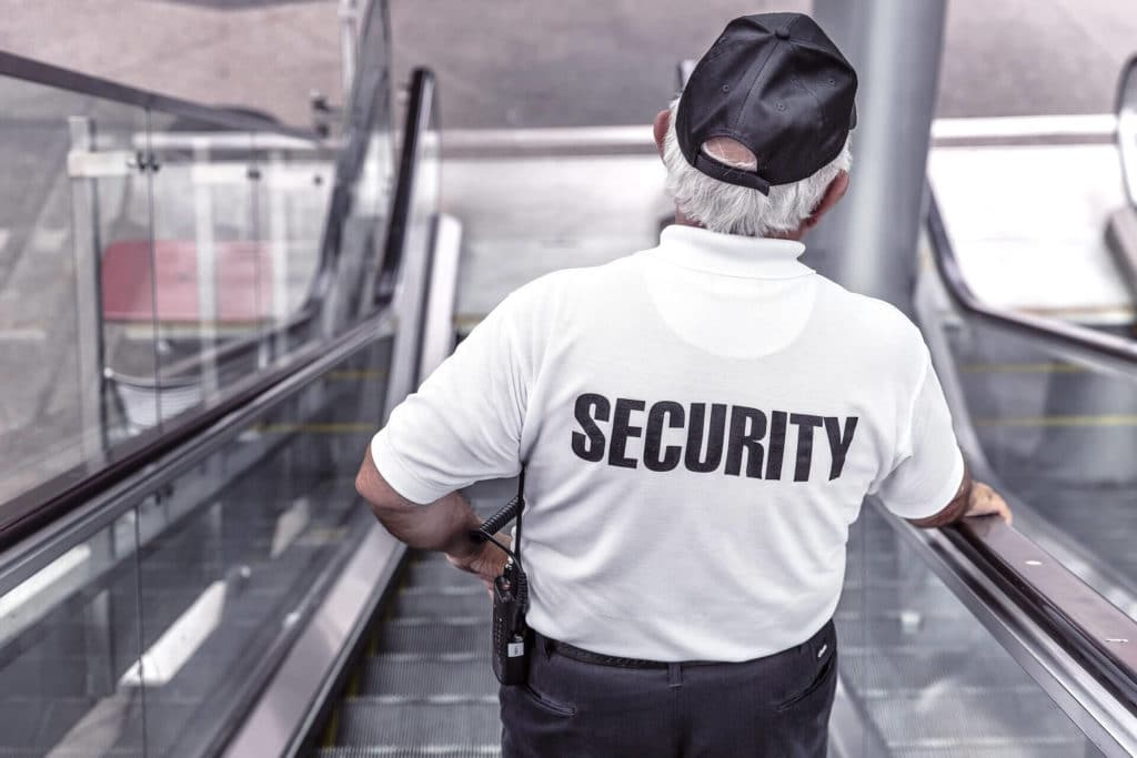Agent d'accueil et de sécurité