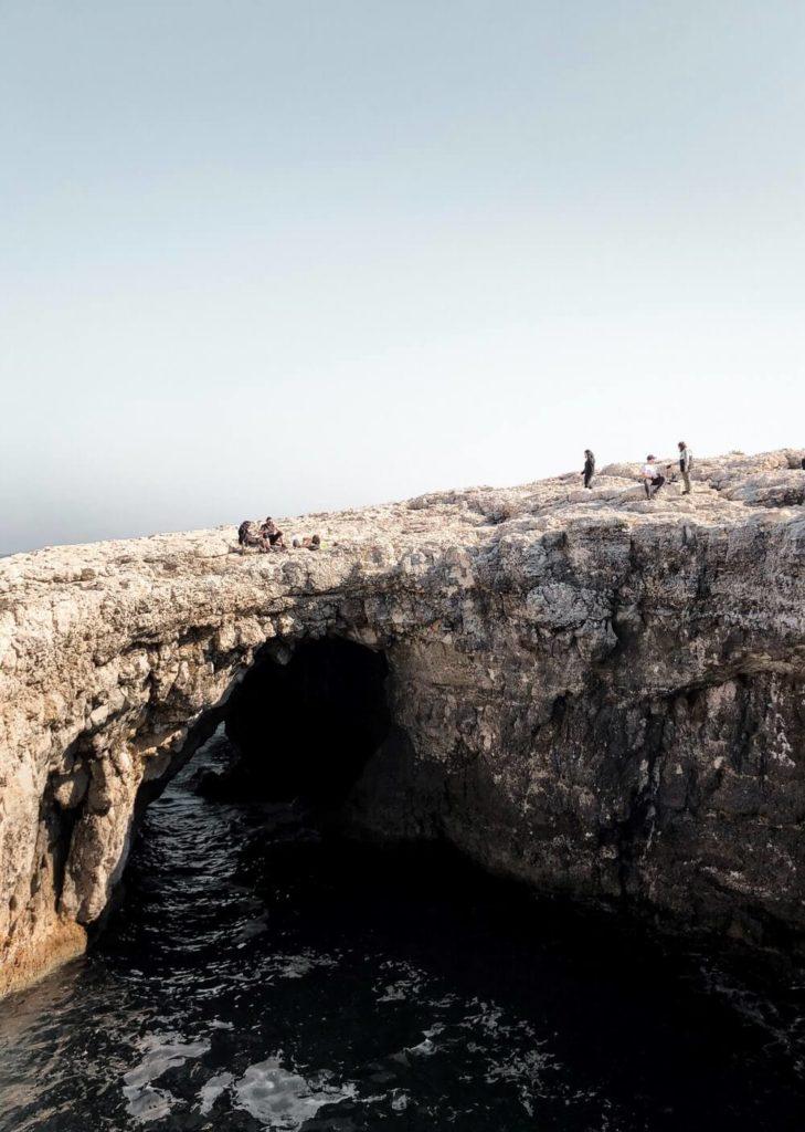 falaise Malte