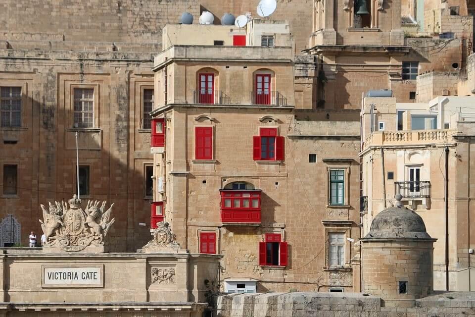 maison Malte