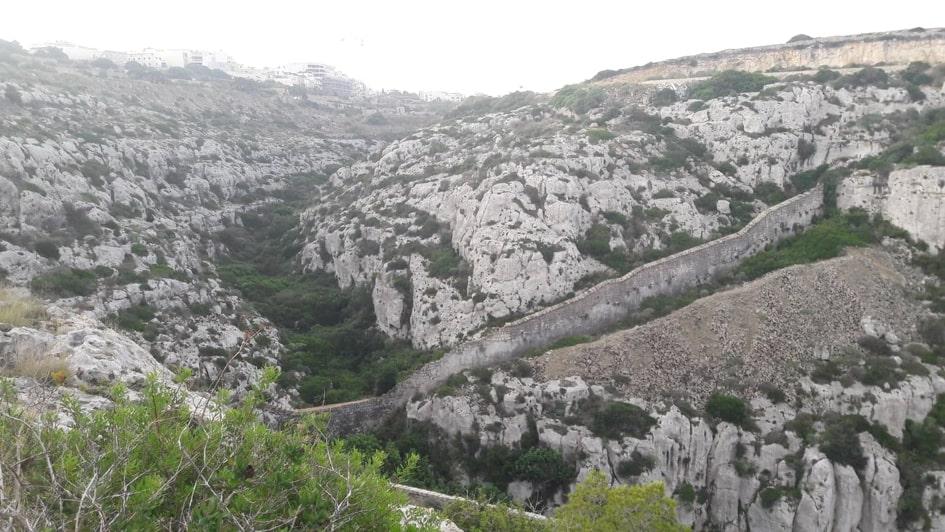 Victoria Lines Malte