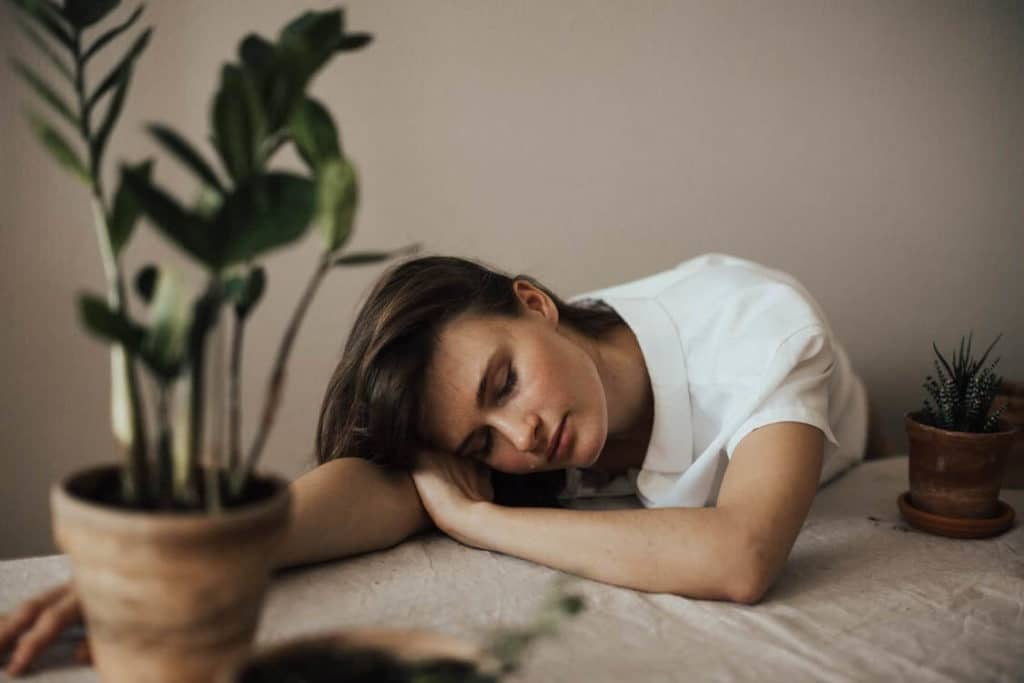 fatigué
