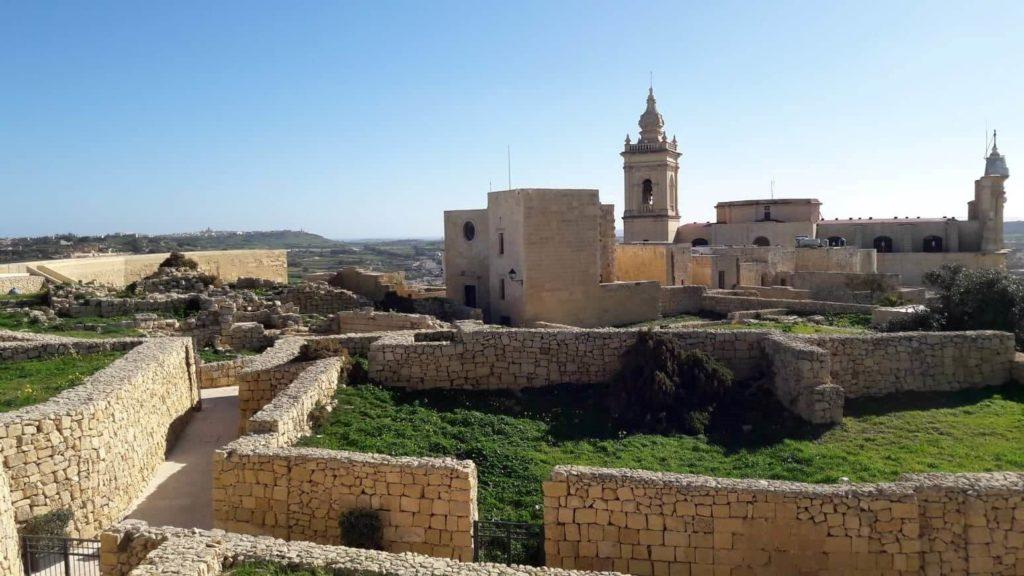 forteresse malte