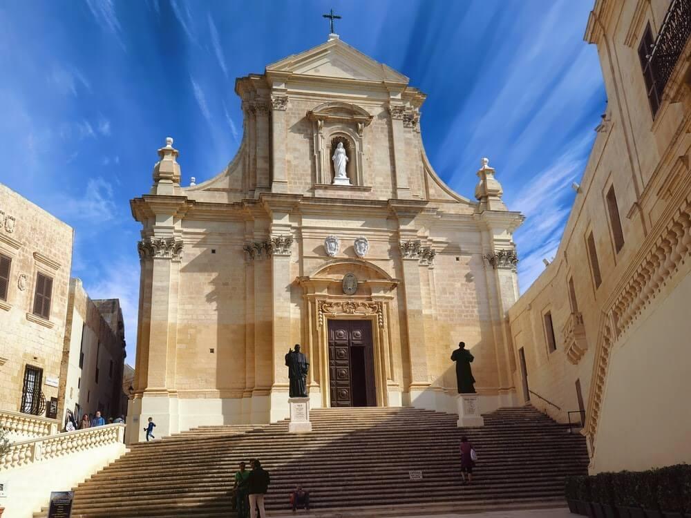 Eglise de la citadelle de Victoria