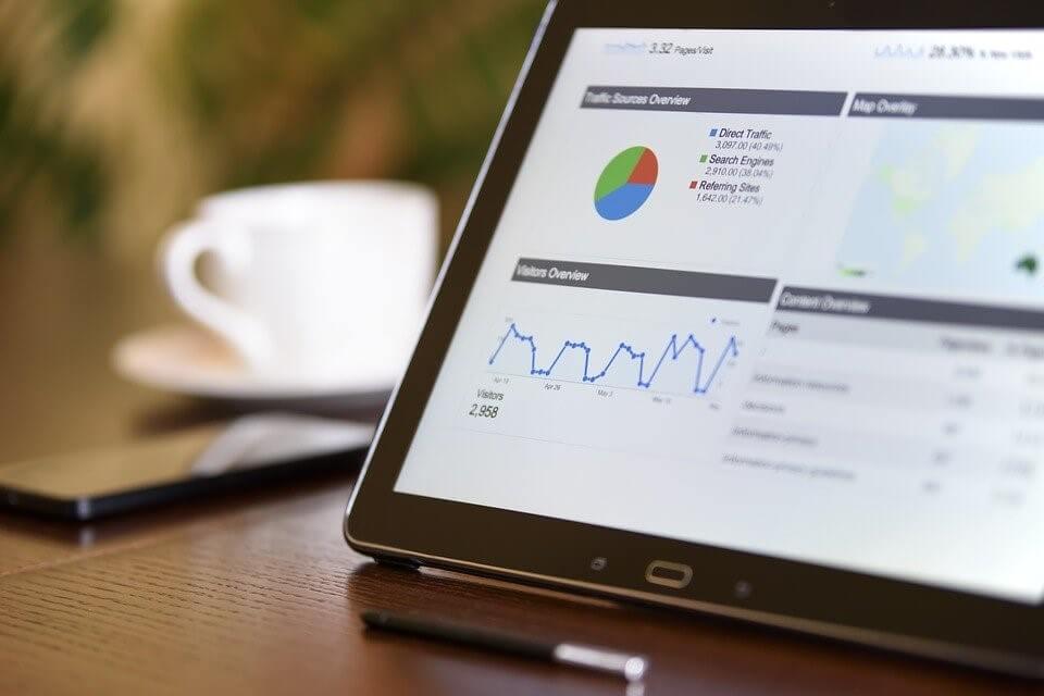 google analytics pour le traitement de données