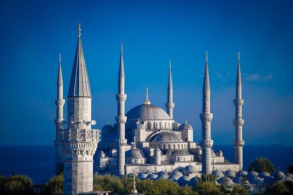basilique sainte sophie à istanbul