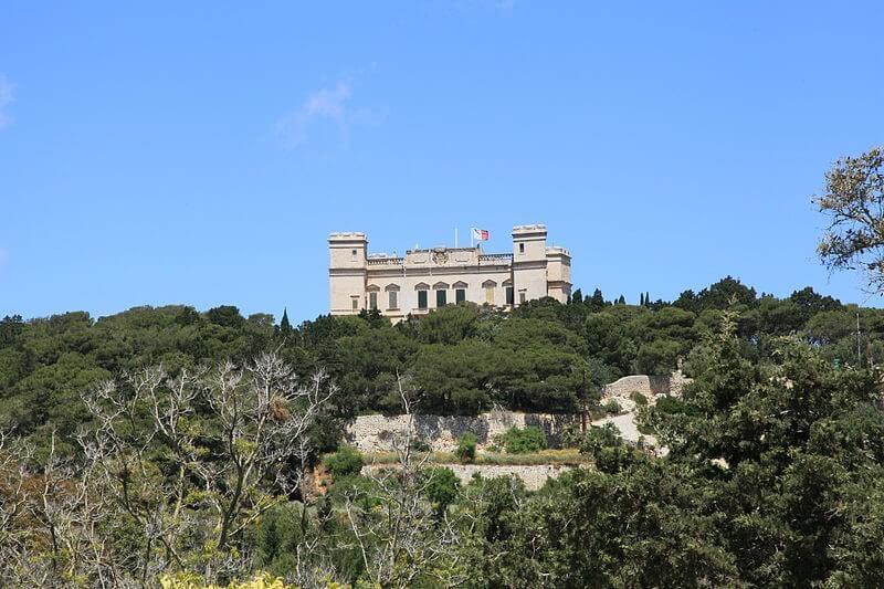 buskett gardens malte
