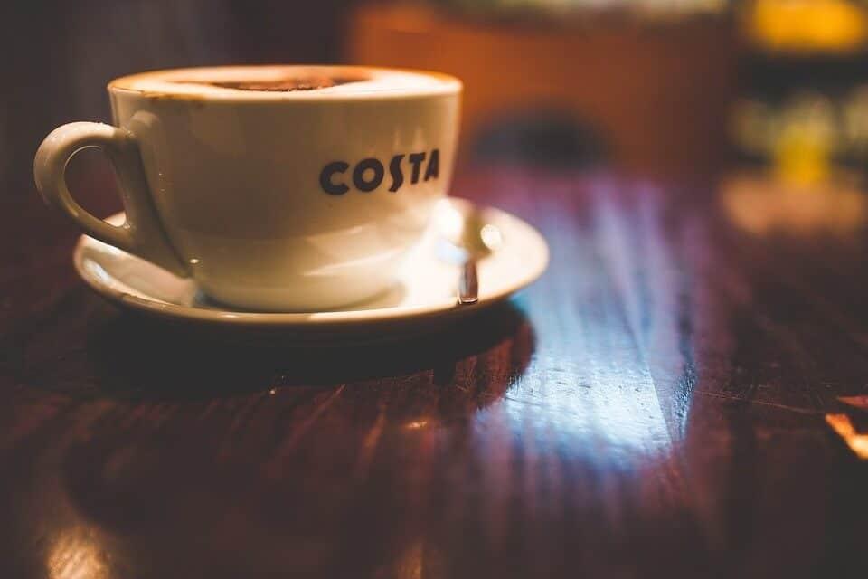 tasse de café Costa