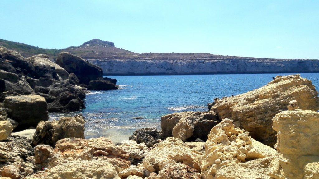 Fomm Ir-Riħ Bay à malte