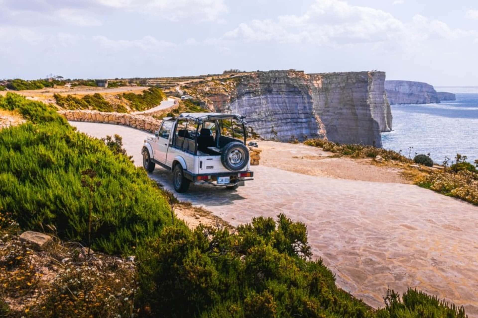 Conduire à Malte : ce qu'il faut savoir