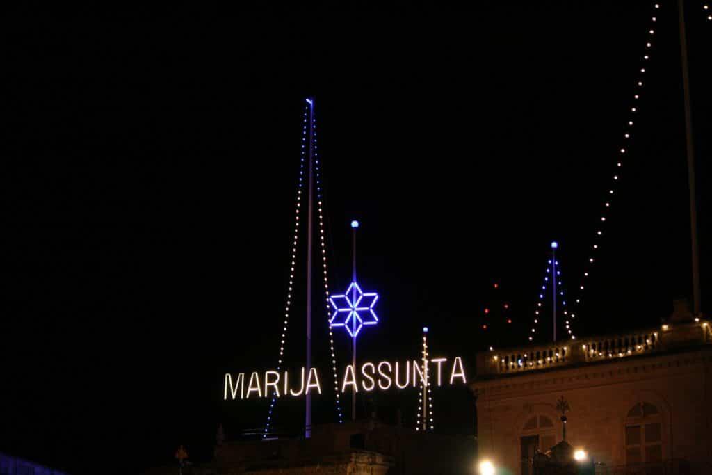 décoration festa malte
