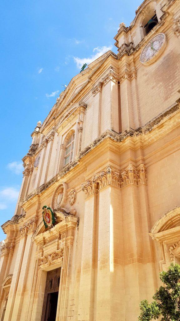 saint paul's church mdina