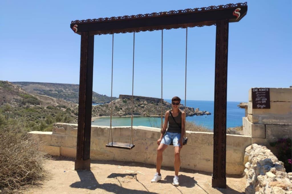« J'ai été en école de langue lors du Covid-19 à Malte » : Le témoignage d'Amandine