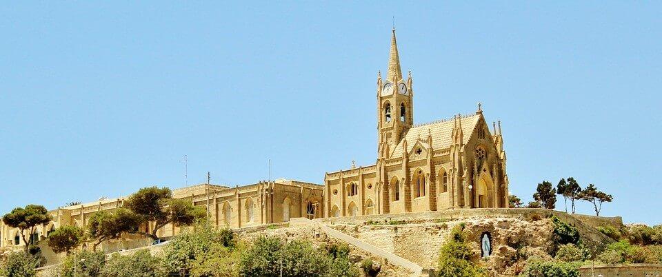 église à Malte