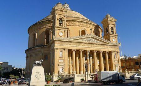 cathédrale de mosta