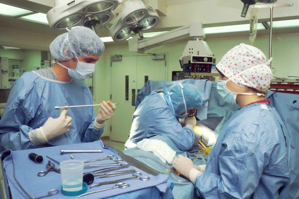 Infirmier de bloc opératoire
