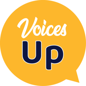 logo Voices UP