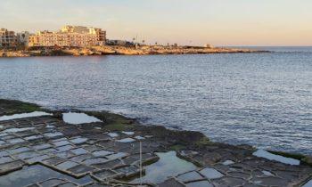 vue sur marsaskala