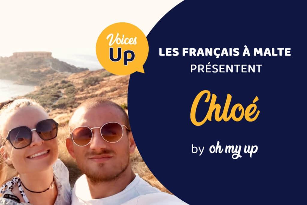 Présentation Voices UP Chloé