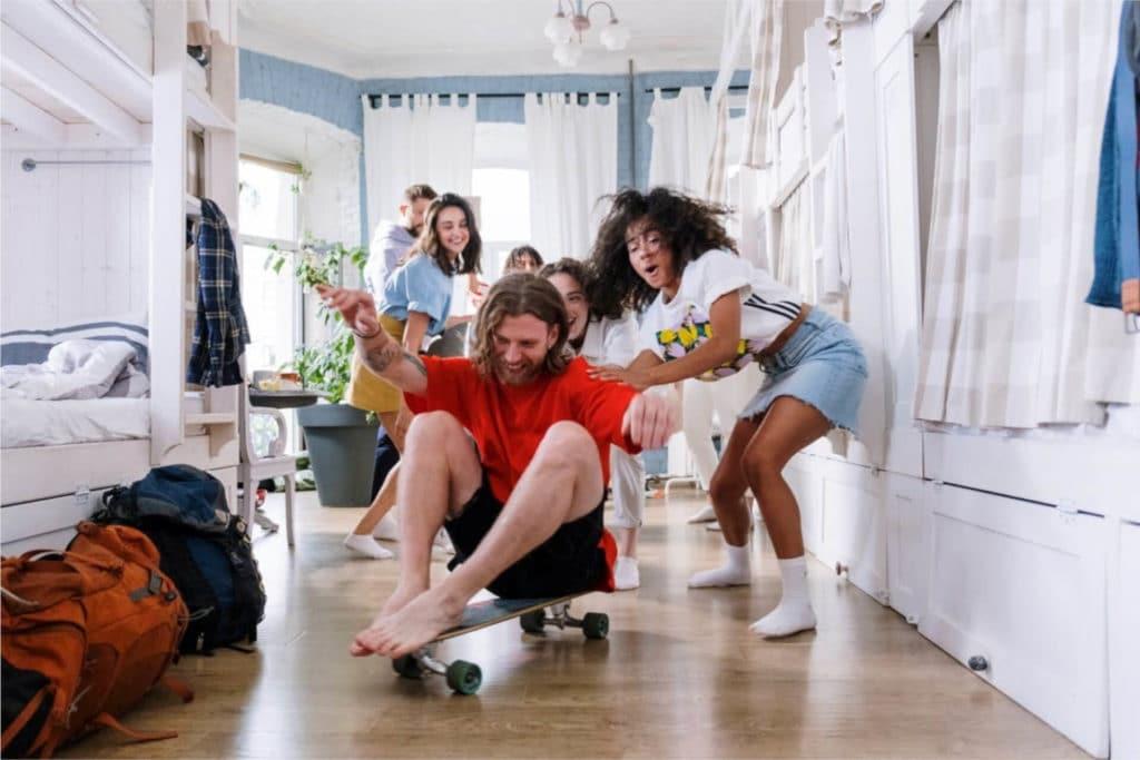 Logement à Malte : colocation ou auberge de jeunesse ?