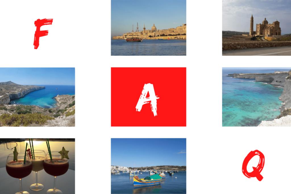 Mesures Covid à Malte : La FAQ que vous attendiez !