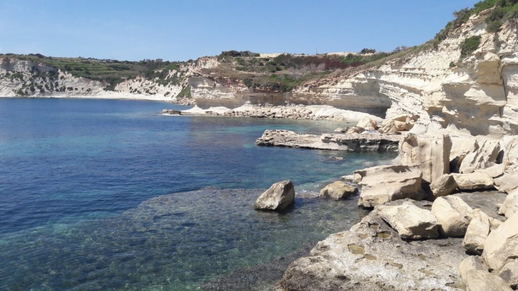 Kalanka Bay à Malte