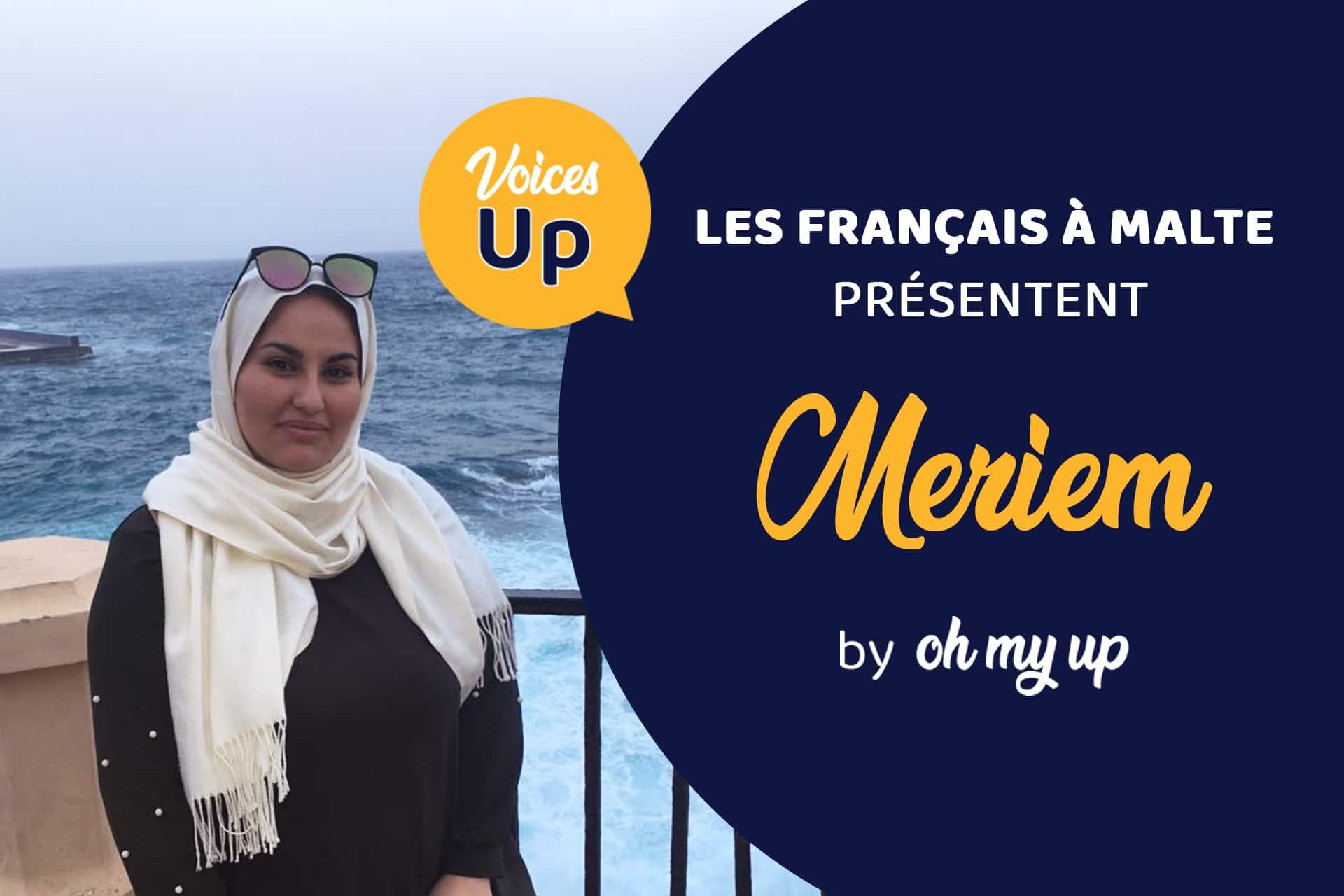 """Témoignage : """"Je suis musulmane à Malte, comment ça se passe ?"""" - Voices UP"""