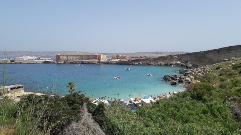 Paradise Bay à Malte